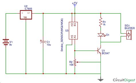 smoke detector wiring diagram pdf 33 wiring diagram