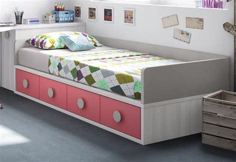 camas compactas  cajones cama compacta   contenedores brazos  respaldo