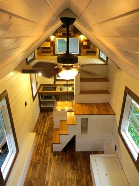 Tiny House Tour by Robins Nest Tiny House Tour Photos