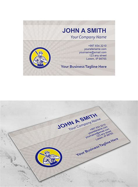 pressure washing business card templates business card template pressure wash business card
