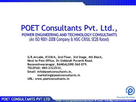 Mba Consulting India Pvt Ltd Okhla by Poet Consultants Pvt Ltd