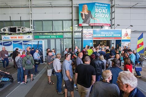 boat show queensland 2018 brisbane boat show august 24 26 2018 bnb fishing magazine