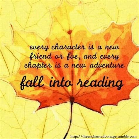 Fall Into Reading Reading Lectura Pinterest Fall Into A Book Template
