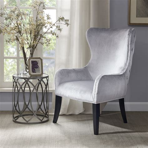 Accent Bench With Back Park Hancock Button Tufted Back Accent Chair