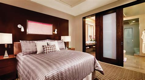 hotels with bedroom suites one bedroom suite aria suite aria resort casino