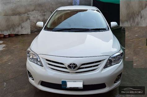 Toyota Corolla 2012 For Sale Used Toyota Corolla 2012 Car For Sale In Islamabad