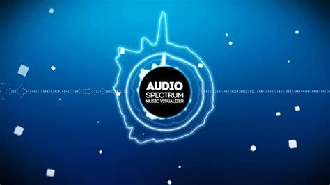 Audio React Spectrum Music Visualizer After Effects Template On Vimeo After Effects Visualizer Template