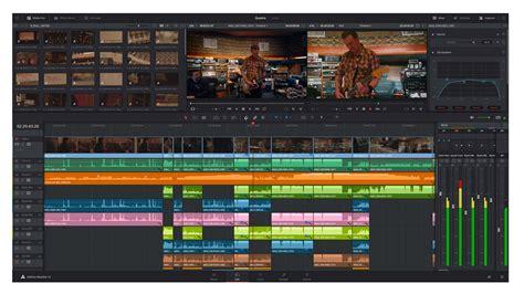 blackmagic design video editor best mac video editors 5 great free or cheap apps