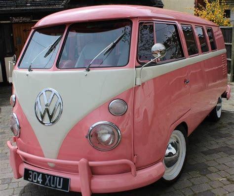 van volkswagen pink 507 best images about kombi vans vw s on pinterest