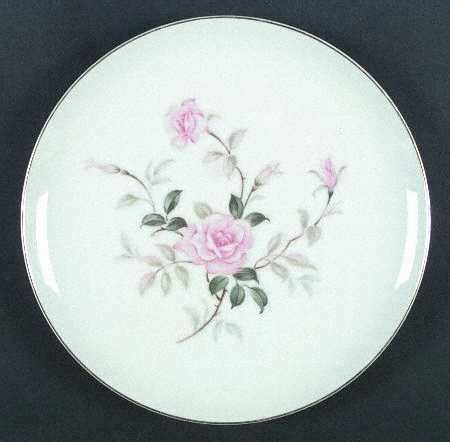 picardy by contour china dinner plate made in japan