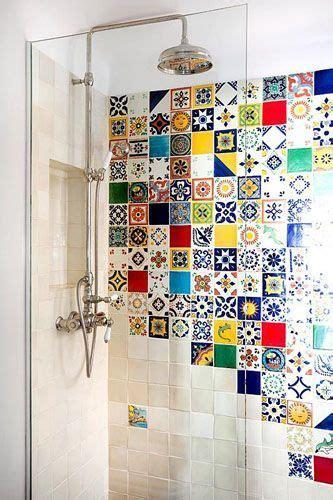 Colorful Bathroom Tile by Colourful Bathroom Tiles 169 Costas Picadas Gap