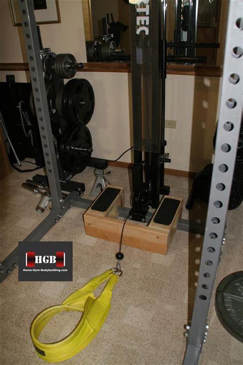 belt squat
