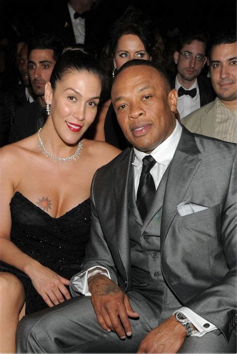 rap producer dr dre s wife nicole black and famous dr dre height weight body statistics healthy celeb