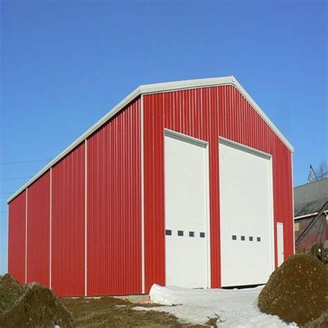 Steel Frame Garage by Prefab Steel Frame Garage