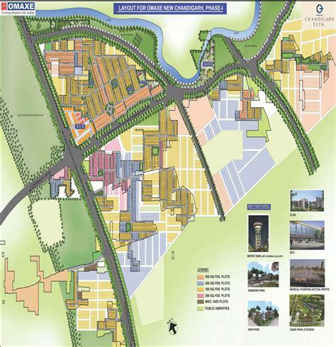 layout plan of chandigarh omaxe mulberry villas omaxe mulberry villas new chandigarh