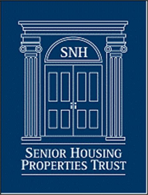 senior housing properties trust senior housing properties trust form 8 k ex 99 2 november 1 2010