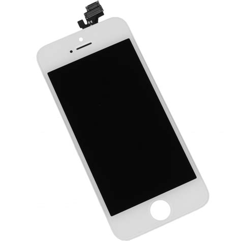 Lcd Iphone X iphone 5s white display assembly lcd front panel