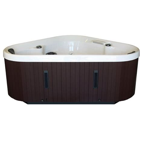 Tub Voltage Aura 16 Jet 120 Volt And Play Operation Tub With
