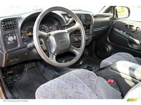 2000 Gmc Interior by Graphite Interior 2000 Gmc Sonoma Sls Sport Extended Cab