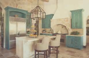 Teal Kitchen Cabinets by Teal Cabinets Kitchen Colors