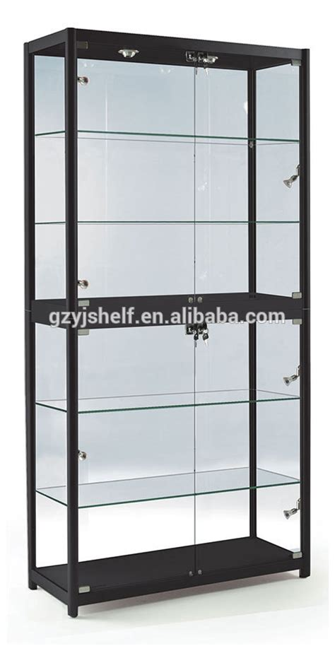 cheap glass display cabinets for sale beautiful modern free standing glass display cabinet sale