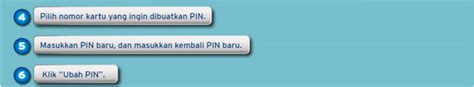 membuat pin kartu kredit citibank now you can change your pin easily with citibank online
