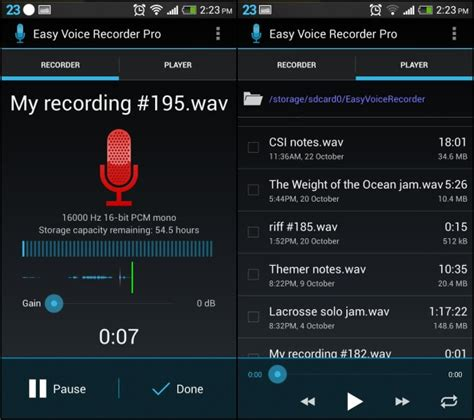 recording app for android 5 best audio recording apps for android sound recording apps