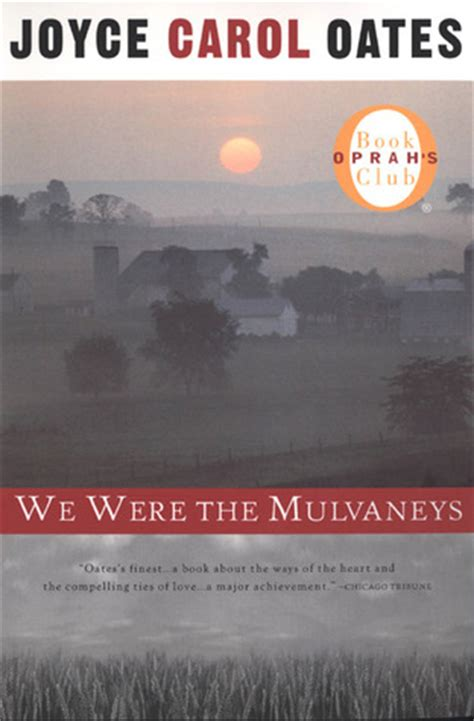 we books we were the mulvaneys by joyce carol oates reviews