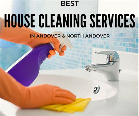 the best house cleaning services in andover andover