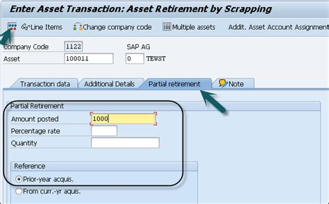 How To Perform An Asset Search Sap Simple Finance Asset Scrapping