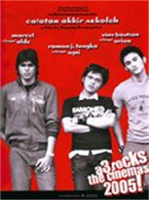 film indonesia catatan akhir sekolah film film favorit saya trendy galih