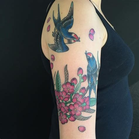 150 swallow tattoo designs and meanings april 2018