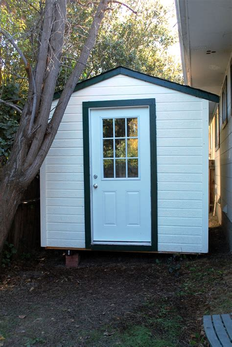 savvy housekeeping turning  shed   office part