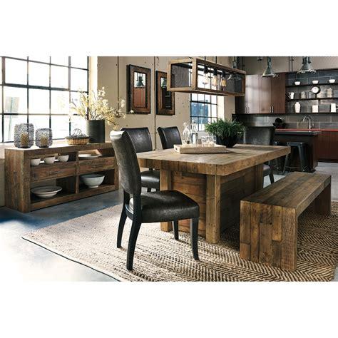 signature design  ashley sommerford large dining room
