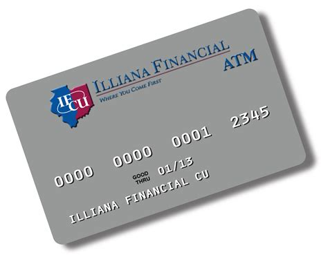 Can You Use Visa Gift Cards At Atm - atm card illiana financial where you come first