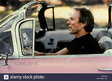 clint eastwood cadillac clint eastwood pink cadillac 1989 stock photo royalty