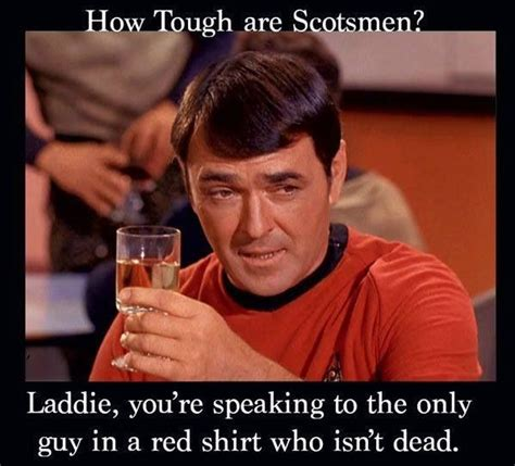 Red Shirt Star Trek Meme - star trek redshirt archives smarty girl leadership