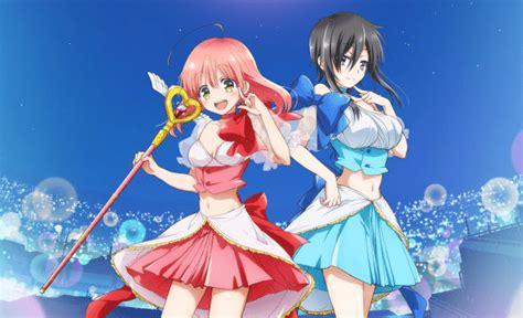 mahou shoujo ore ungkap visual anime dan staf produksi