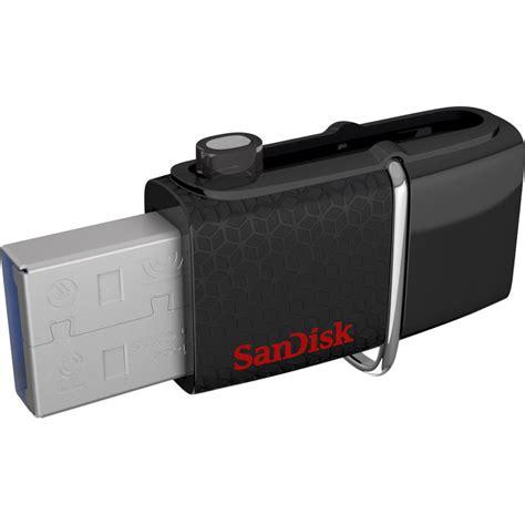 Sandisk Ultra Dual Usb Drive 3 0 sandisk 128gb ultra dual usb drive 3 0 sddd2 128g a46 b h