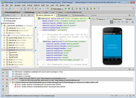 Android Studio by Android Studio 3 1 2 Free