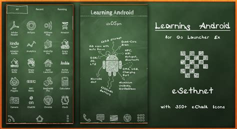android themes learning android theme by gseth on deviantart