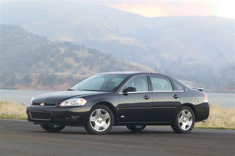 impala ss 2010 chevrolet impala ss and cobalt ss sedan dead for 2010