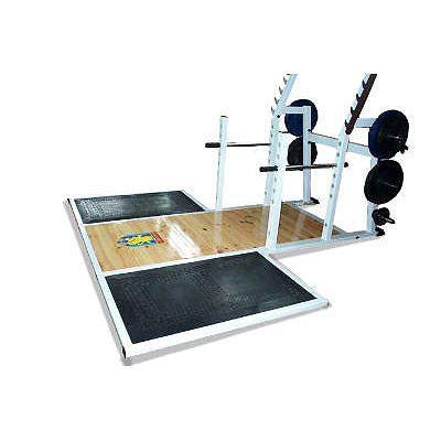 Squat Rack Platform by Unique Strength U1006 Squat Power Rack With Lifting