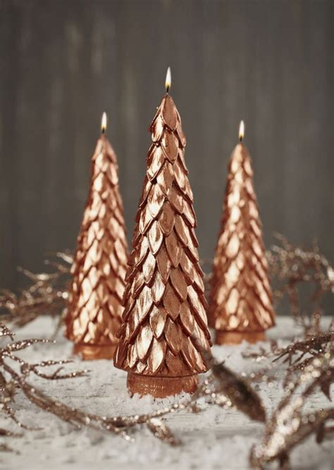 39 best images about christmas copper bronze on