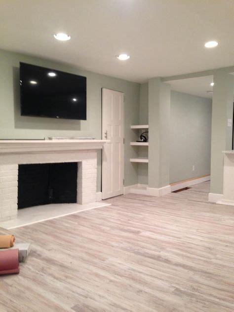 basement flooring ideas concrete wood tile