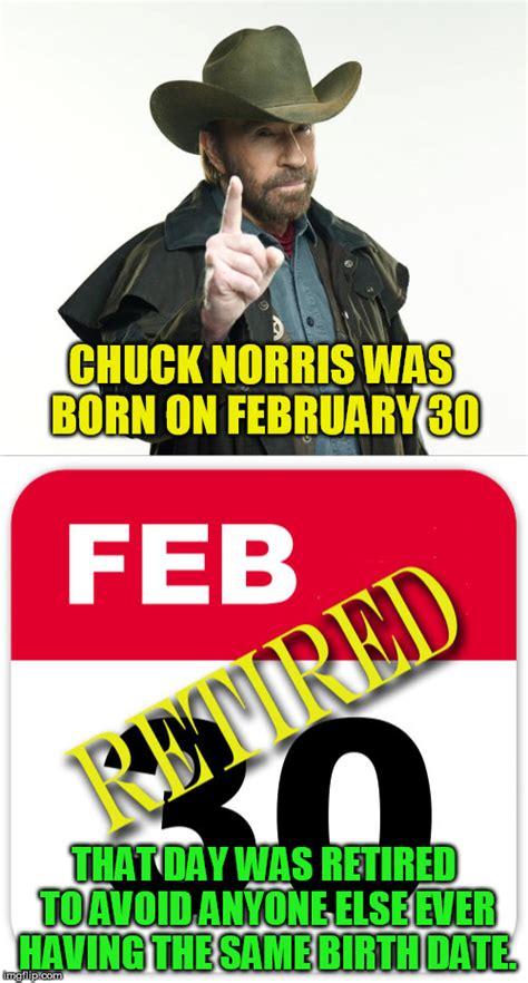 Chuck Norris Birthday Meme - birthday imgflip