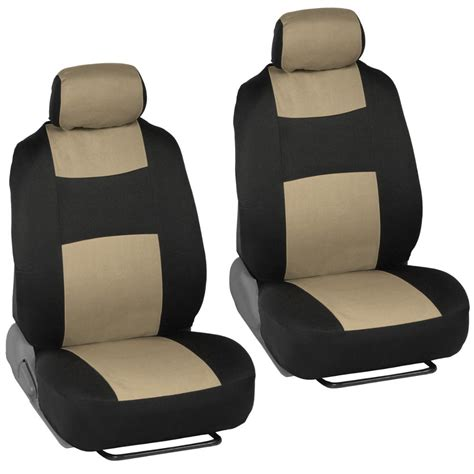 full bench seat covers beige universal full set of deluxe low back full bench car
