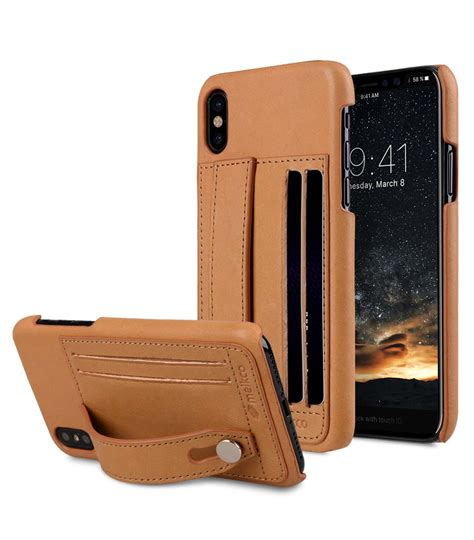 Melkco Premium Leather Wallet With Card Slot Sony Xperia Z premium leather dual card slot with stand for apple