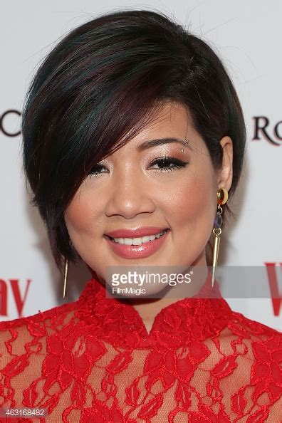 tessanne chin commercial tessanne chin attends the 12th annual woman s day red