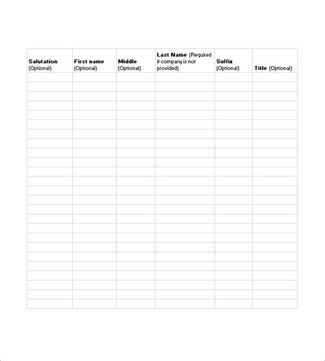cd song list template list templates 105 free word excel pdf psd indesign